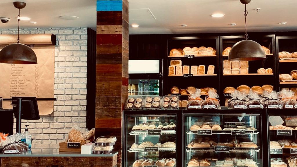 Uniwell touchscreen POS systems for bakeries bakery cafe #uniquelyuinwell