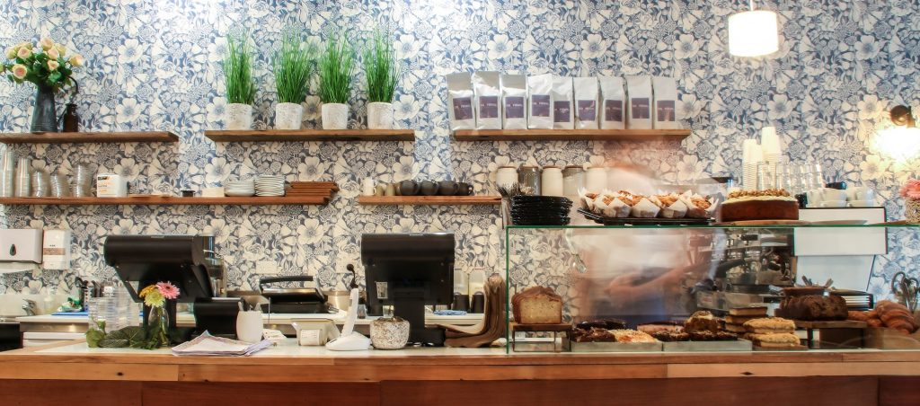 Uniwell touchscreen POS systems for bakeries bakery cafe #uniquelyuniwell